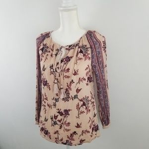Lucky Brand size S tunic